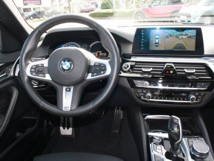 BMW Série 5 G30 530EA IPERFORMANCE 252CH M SPORT STEPTRONIC GRIS Occasion - 8