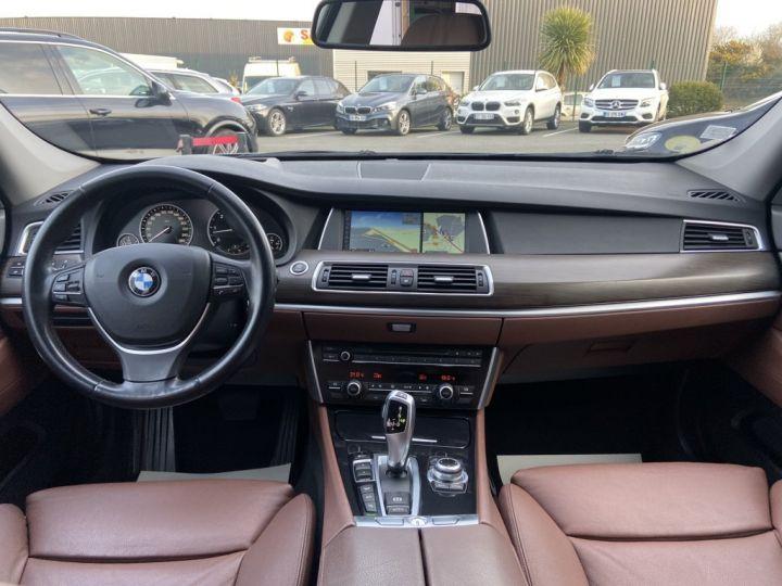 BMW Série 5 Gran Turismo 530 D XDRIVE GT LUXE 245ch (F07) BVA8 GRIS FONCE - 8
