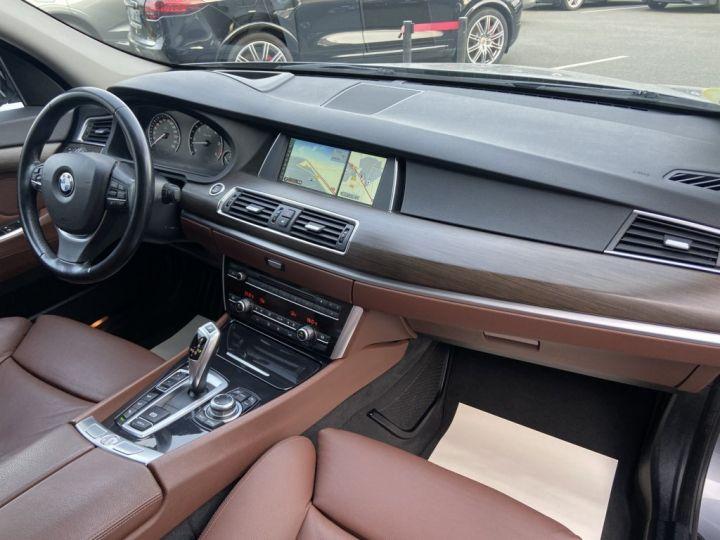 BMW Série 5 Gran Turismo 530 D XDRIVE GT LUXE 245ch (F07) BVA8 GRIS FONCE - 9