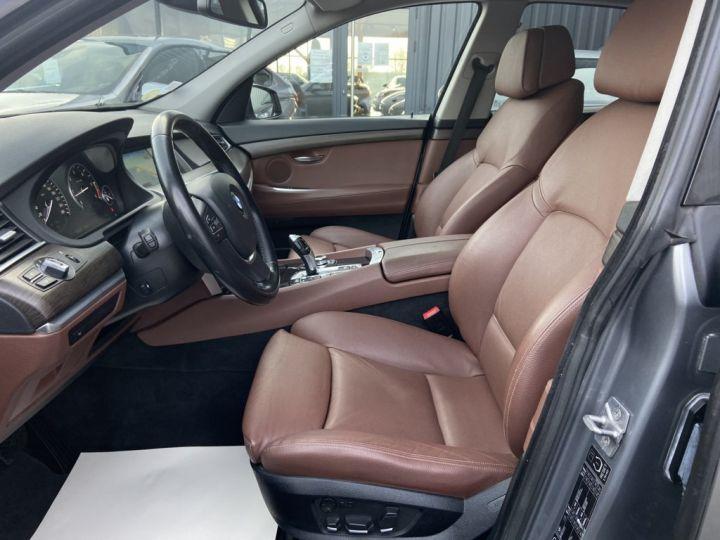 BMW Série 5 Gran Turismo 530 D XDRIVE GT LUXE 245ch (F07) BVA8 GRIS FONCE - 10