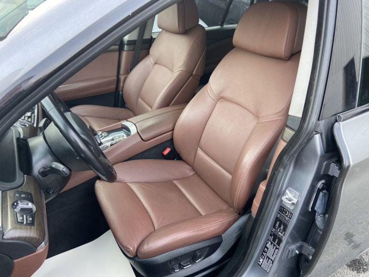 BMW Série 5 Gran Turismo 530 D XDRIVE GT LUXE 245ch (F07) BVA8 GRIS FONCE - 11