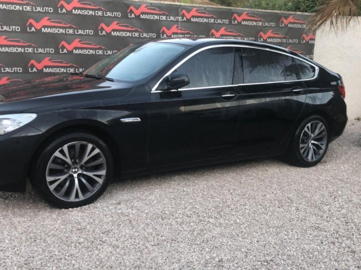 BMW Série 5 Gran Turismo EXCELLIS NOIR - 3