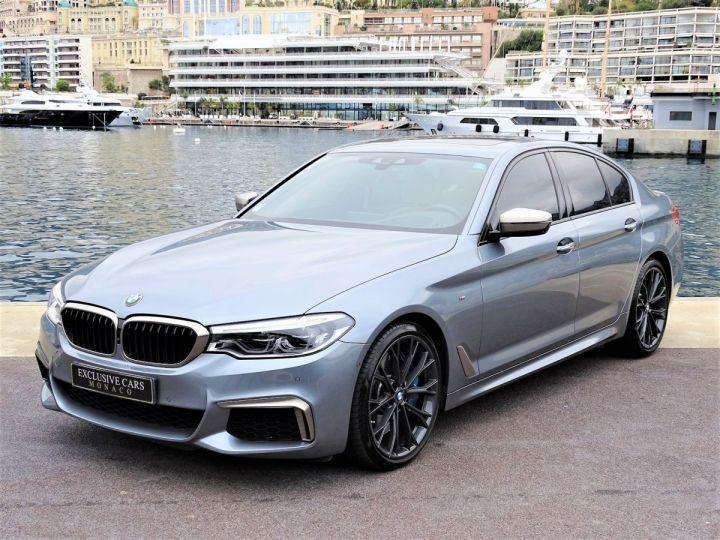 BMW Série 5 M 550 D Xdrive 400 CV - MONACO BLUESTONE METAL - 1