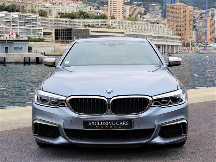 BMW Série 5 M 550 D Xdrive 400 CV - MONACO BLUESTONE METAL - 2