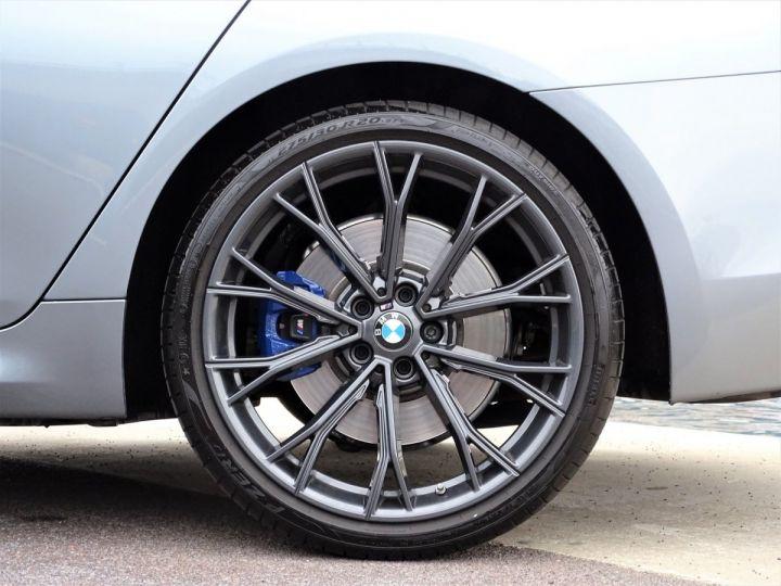 BMW Série 5 M 550 D Xdrive 400 CV - MONACO BLUESTONE METAL - 5