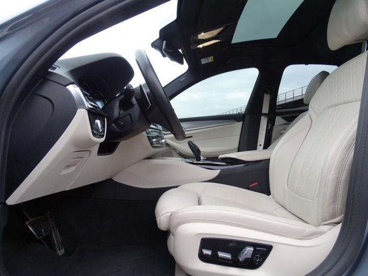 BMW Série 5 M 550 D Xdrive 400 CV - MONACO BLUESTONE METAL - 7