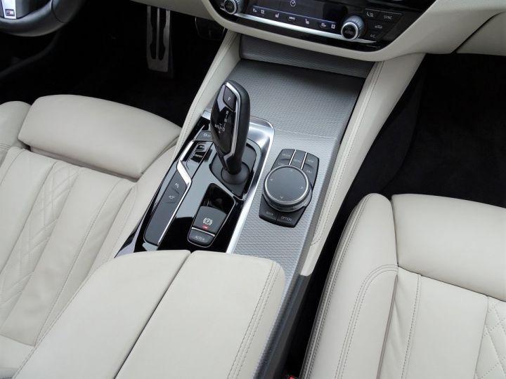BMW Série 5 M 550 D Xdrive 400 CV - MONACO BLUESTONE METAL - 8