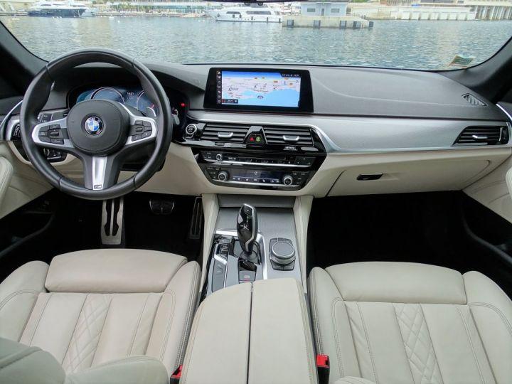BMW Série 5 M 550 D Xdrive 400 CV - MONACO BLUESTONE METAL - 10