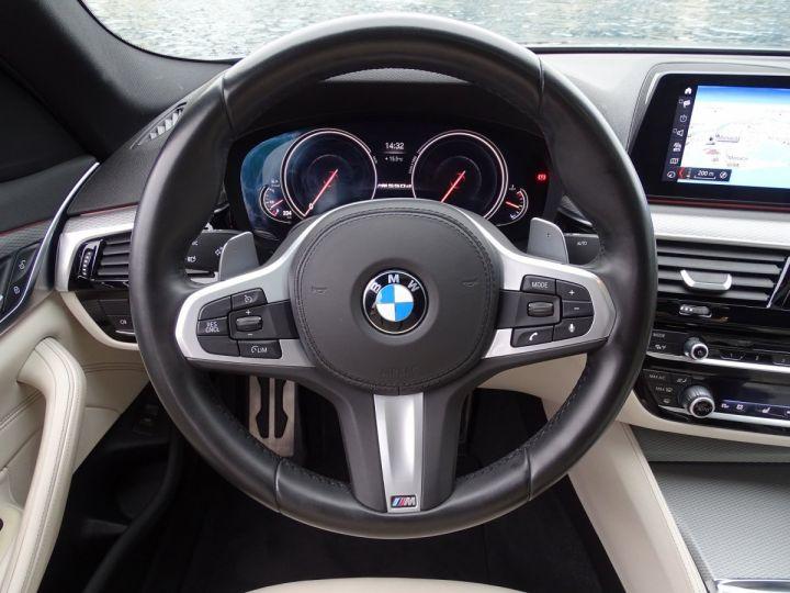 BMW Série 5 M 550 D Xdrive 400 CV - MONACO BLUESTONE METAL - 11
