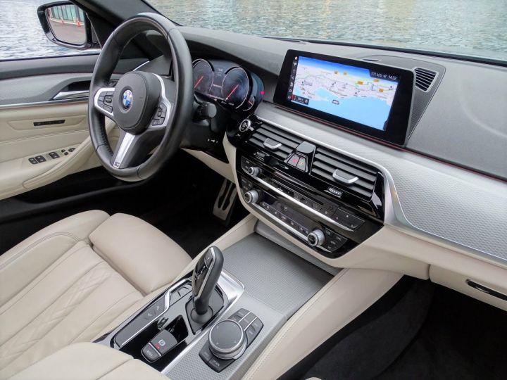 BMW Série 5 M 550 D Xdrive 400 CV - MONACO BLUESTONE METAL - 12