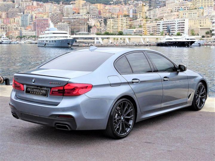 BMW Série 5 M 550 D Xdrive 400 CV - MONACO BLUESTONE METAL - 15