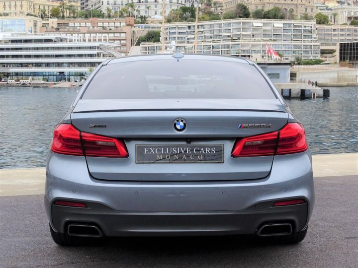 BMW Série 5 M 550 D Xdrive 400 CV - MONACO BLUESTONE METAL - 16