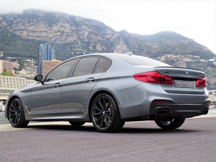 BMW Série 5 M 550 D Xdrive 400 CV - MONACO BLUESTONE METAL - 17