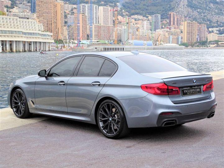 BMW Série 5 M 550 D Xdrive 400 CV - MONACO BLUESTONE METAL - 18