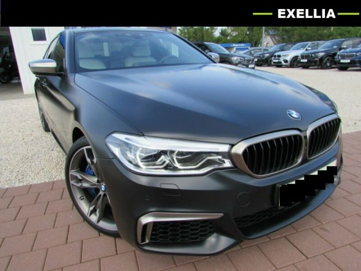 BMW Série 5 M550 400 DA XDRIVE NOIR Occasion - 1