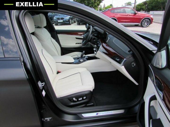 BMW Série 5 M550 400 DA XDRIVE NOIR Occasion - 8