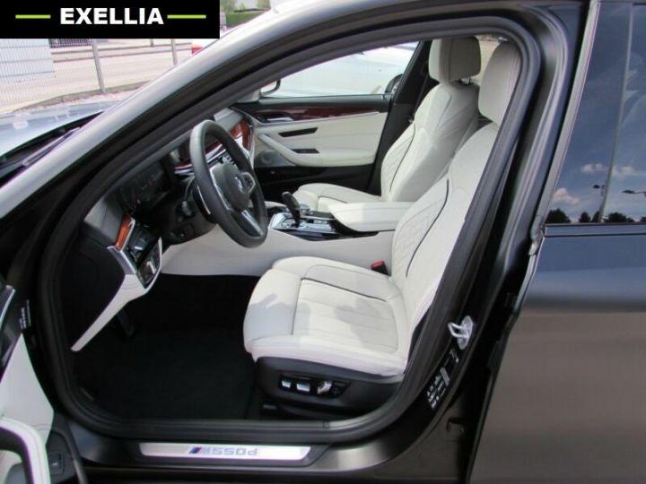 BMW Série 5 M550 400 DA XDRIVE NOIR Occasion - 9