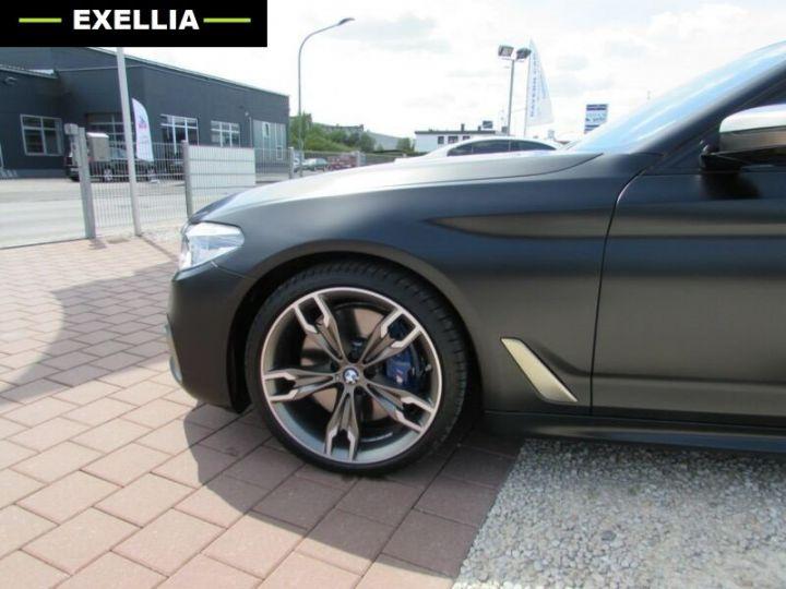 BMW Série 5 M550 400 DA XDRIVE NOIR Occasion - 10