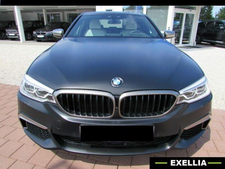 BMW Série 5 M550 400 DA XDRIVE NOIR Occasion - 11