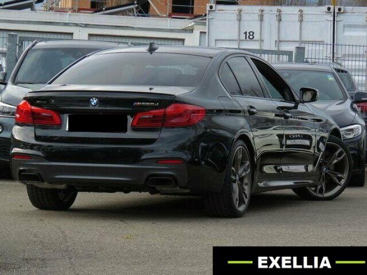 BMW Série 5 M550 D X DRIVE  NOIR Occasion - 2