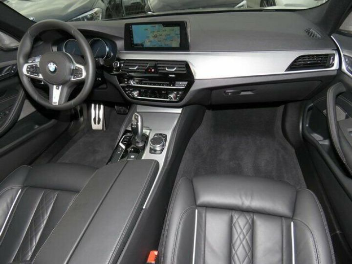 BMW Série 5 M550 D X DRIVE  NOIR Occasion - 5