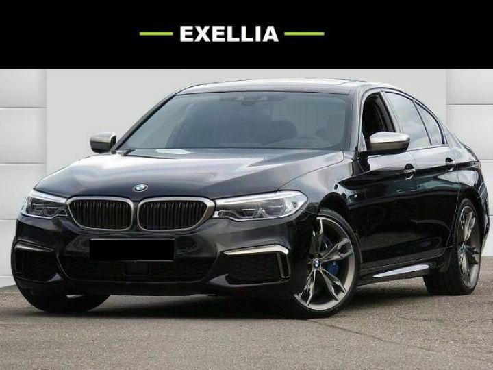 BMW Série 5 M550 D X DRIVE  NOIR Occasion - 13