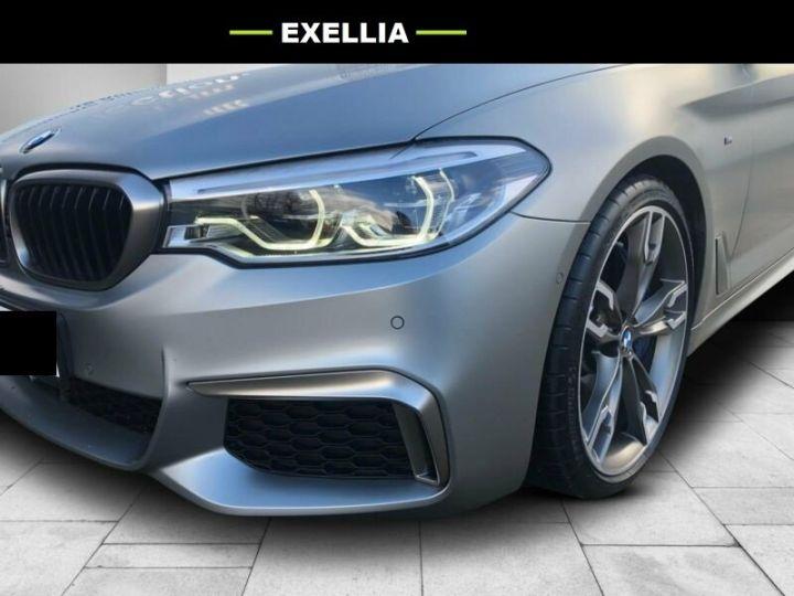 BMW Série 5 M550 D X DRIVE INDIVIDUAL  GRIS INDIVIDUAL FROZEN Occasion - 1