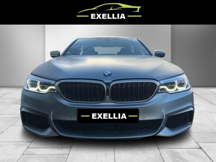 BMW Série 5 M550 D X DRIVE INDIVIDUAL  GRIS INDIVIDUAL FROZEN Occasion - 2