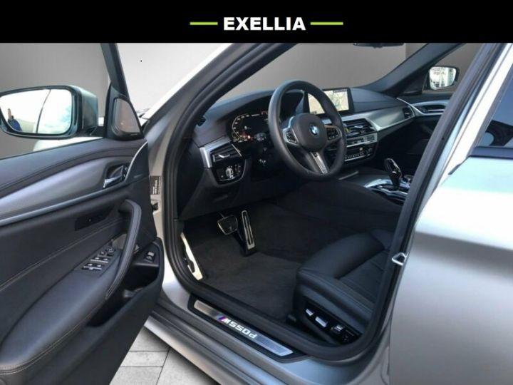 BMW Série 5 M550 D X DRIVE INDIVIDUAL  GRIS INDIVIDUAL FROZEN Occasion - 3