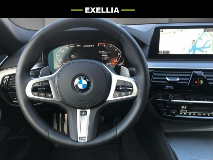 BMW Série 5 M550 D X DRIVE INDIVIDUAL  GRIS INDIVIDUAL FROZEN Occasion - 6