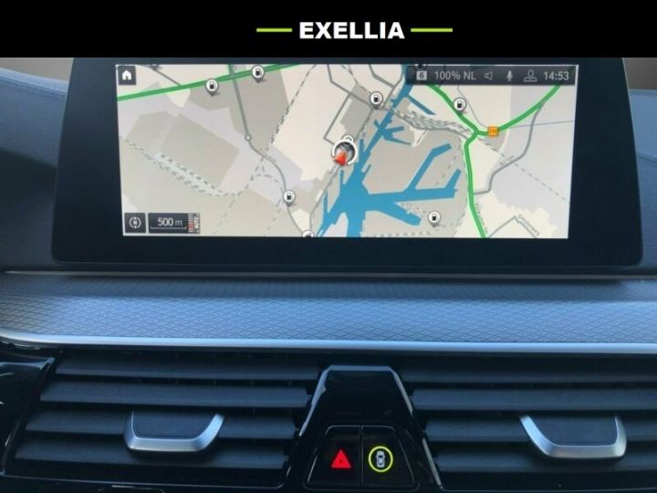 BMW Série 5 M550 D X DRIVE INDIVIDUAL  GRIS INDIVIDUAL FROZEN Occasion - 7