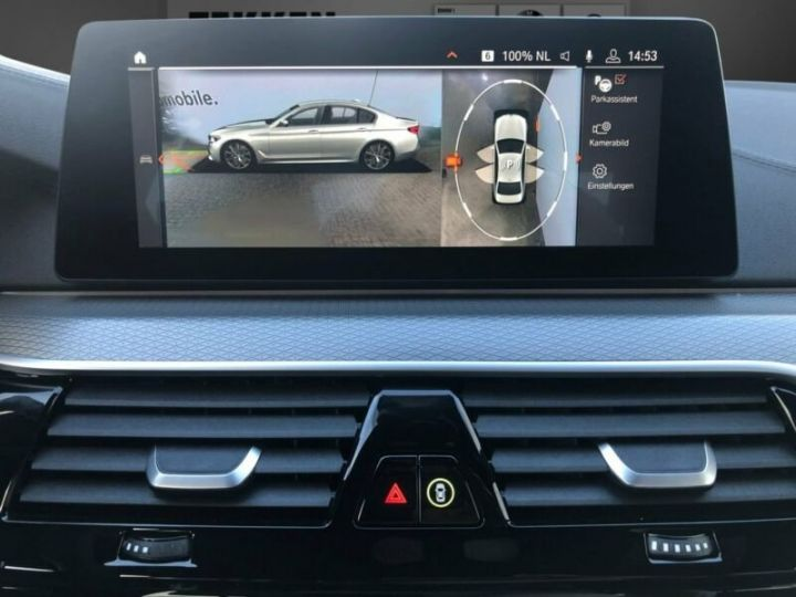 BMW Série 5 M550 D X DRIVE INDIVIDUAL  GRIS INDIVIDUAL FROZEN Occasion - 8
