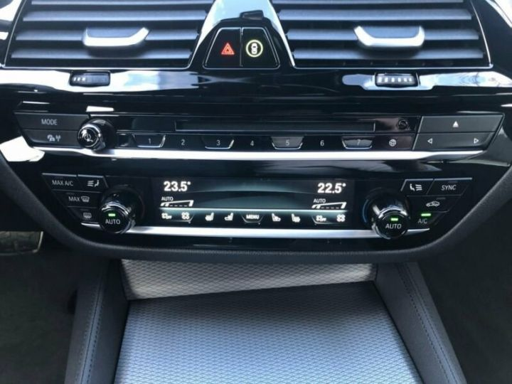 BMW Série 5 M550 D X DRIVE INDIVIDUAL  GRIS INDIVIDUAL FROZEN Occasion - 9