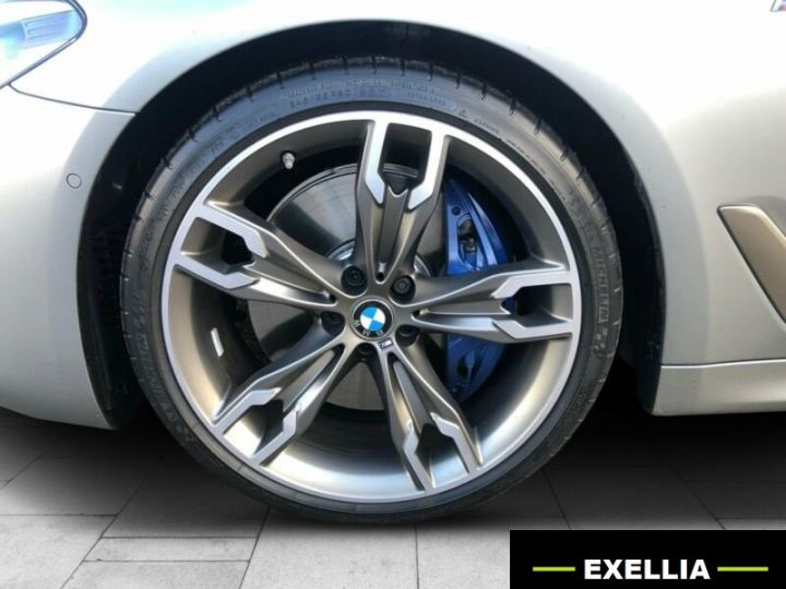 BMW Série 5 M550 D X DRIVE INDIVIDUAL  GRIS INDIVIDUAL FROZEN Occasion - 13