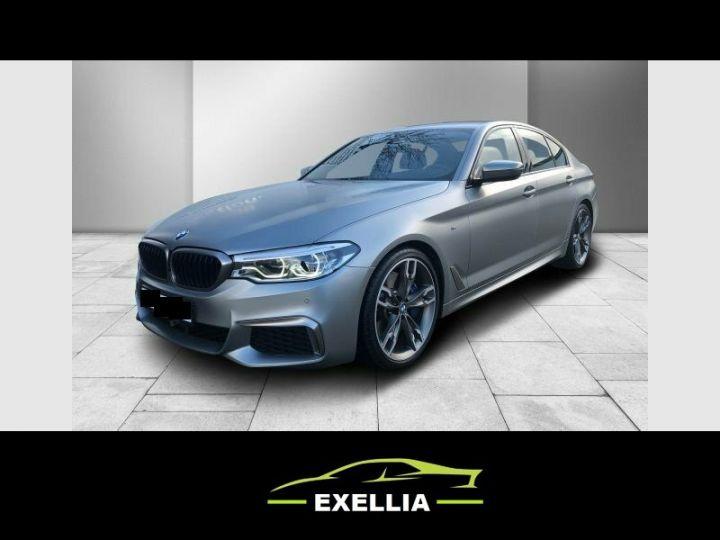 BMW Série 5 M550 D X DRIVE INDIVIDUAL  GRIS INDIVIDUAL FROZEN Occasion - 14