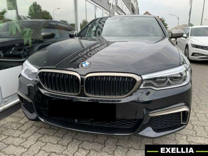 BMW Série 5 M550d NOIR PEINTURE METALISE  Occasion - 1