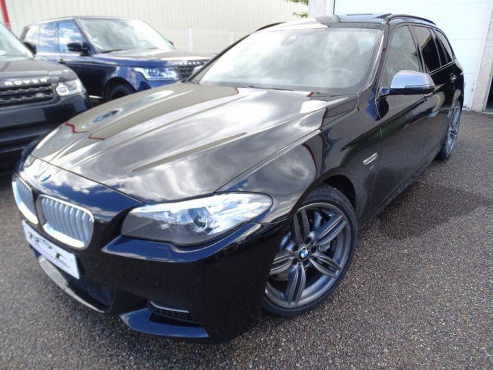BMW Série 5 M550D X Drive BVA 381Ps /TOE pano Camera Memoire H.kardon ... noir - 2