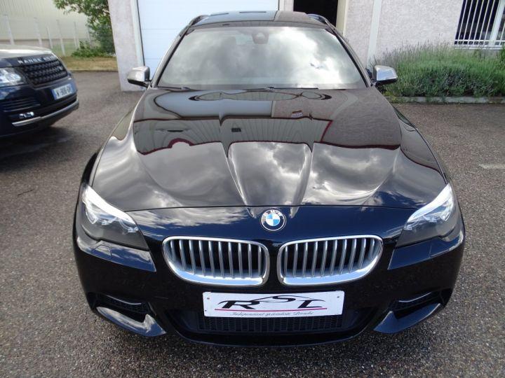 BMW Série 5 M550D X Drive BVA 381Ps /TOE pano Camera Memoire H.kardon ... noir - 3