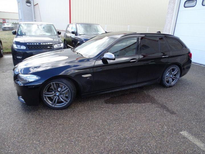 BMW Série 5 M550D X Drive BVA 381Ps /TOE pano Camera Memoire H.kardon ... noir - 7