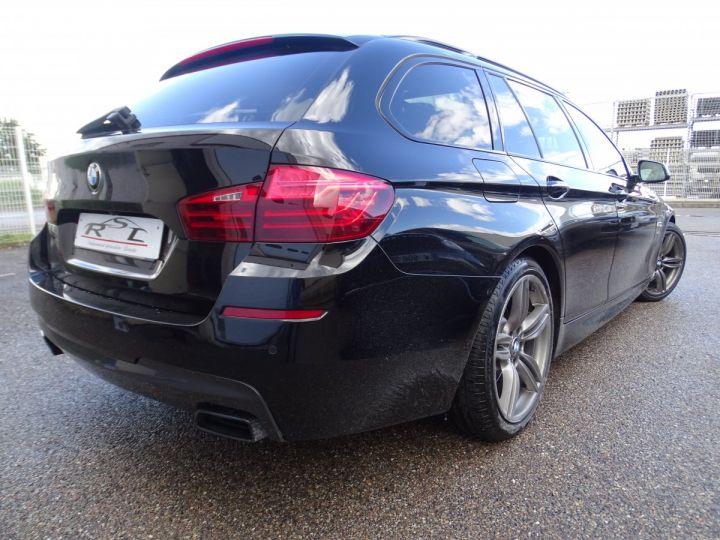 BMW Série 5 M550D X Drive BVA 381Ps /TOE pano Camera Memoire H.kardon ... noir - 9