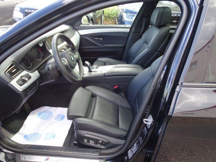 BMW Série 5 M550D X Drive BVA 381Ps /TOE pano Camera Memoire H.kardon ... noir - 10