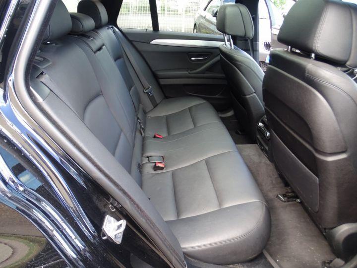 BMW Série 5 M550D X Drive BVA 381Ps /TOE pano Camera Memoire H.kardon ... noir - 17