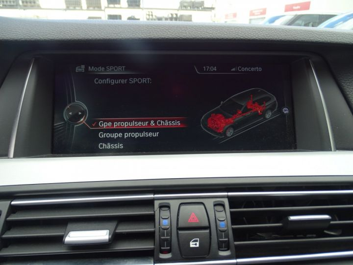BMW Série 5 M550D X Drive BVA 381Ps /TOE pano Camera Memoire H.kardon ... noir - 20