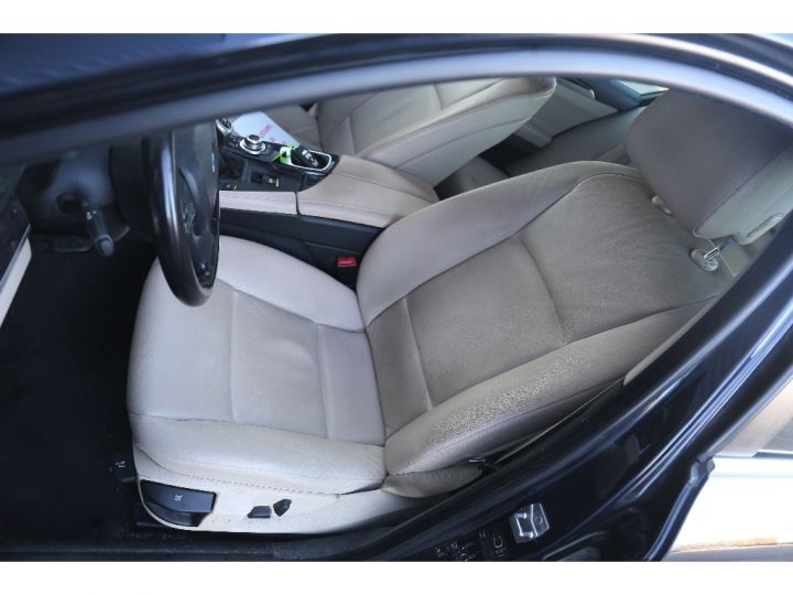 BMW Série 5 SERIE 520d 184ch Luxe BLEU - 9