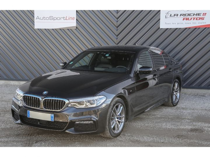 BMW Série 5 SERIE 530d xDrive 265 ch Pack M FULL OPTION NOIR - 1