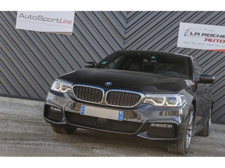 BMW Série 5 SERIE 530d xDrive 265 ch Pack M FULL OPTION NOIR - 2