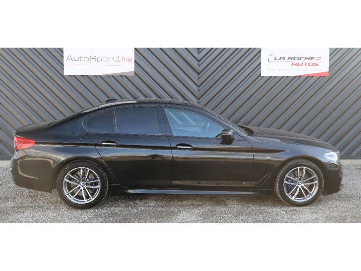 BMW Série 5 SERIE 530d xDrive 265 ch Pack M FULL OPTION NOIR - 4