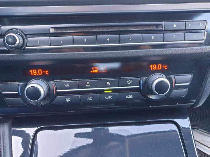 BMW Série 5 serie f10 520d 184 luxe bva i Gris Foncé Occasion - 16