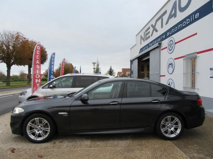 BMW Série 5 SERIE F10 550IA XDRIVE 407CH SPORT DESIGN Gris Fonce Occasion - 5