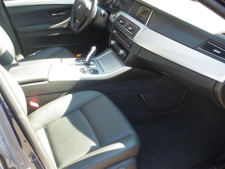 BMW Série 5 Touring 520 D 190 CV Bleu - 6